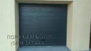 Гаражные ворота фото 3