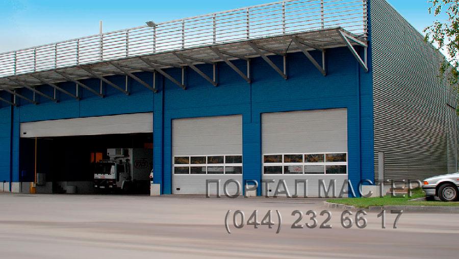 Промышленные ворота от Портал Мастер