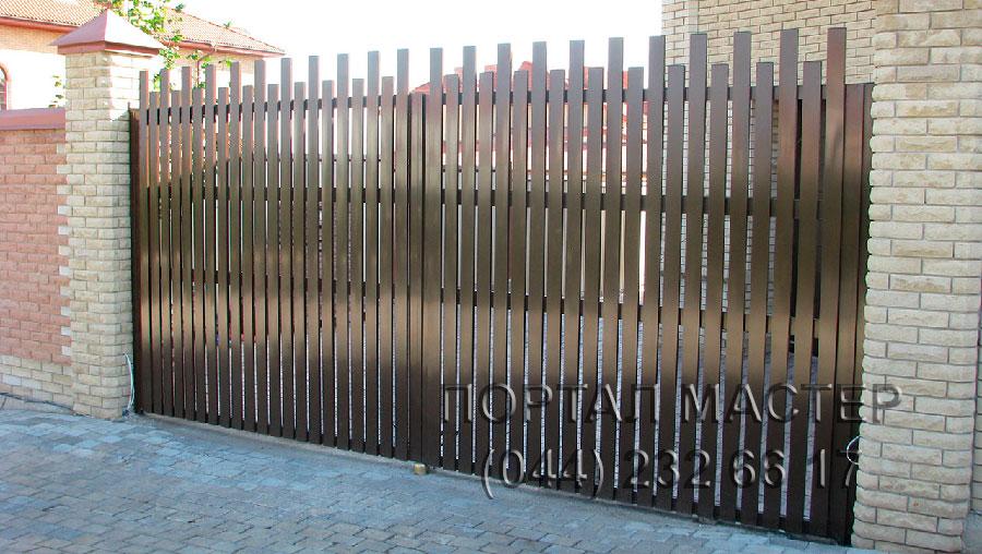 Распашные ворота от Портал Мастер